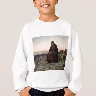 Agasalho Cristo na região selvagem - belas artes de Ivan
