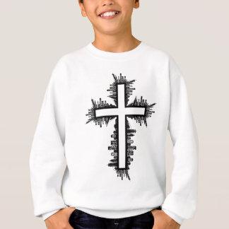 Agasalho Cruz do cristo do Natal