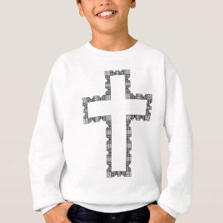 Agasalho cruz do Natal