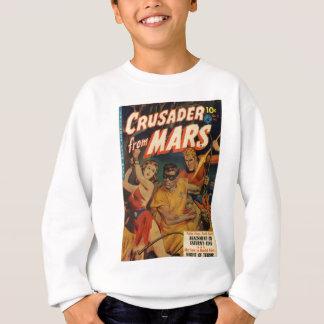 Agasalho Cruzado de Marte