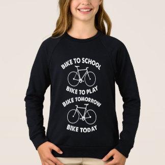 Agasalho Da bicicleta ciclismo legal para sempre -