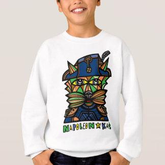 """Agasalho De """"A camisola dos meninos Napoleon Kat"""""""