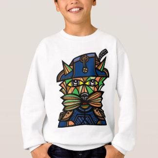 """Agasalho De """"camisola do Hanes dos miúdos Napoleon Kat"""""""