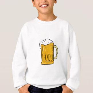 Agasalho Desenho da caneca de cerveja