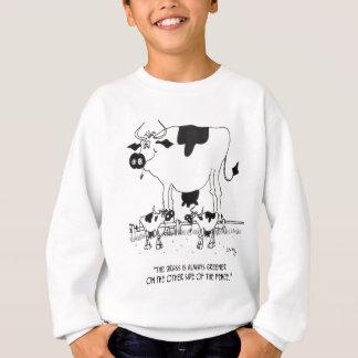 Agasalho Desenhos animados 3372 da vaca