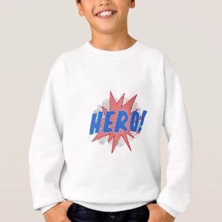Agasalho Design da estrela do herói