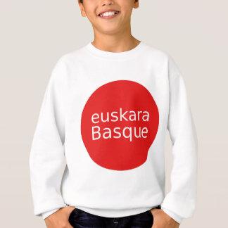 Agasalho Design da língua Basque