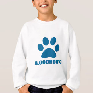 AGASALHO DESIGN DO CÃO DO BLOODHOUND