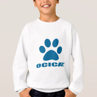 AGASALHO DESIGN DO CAT DE OCICAT