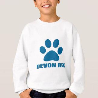 AGASALHO DESIGN DO CAT DE REX DE DEVON
