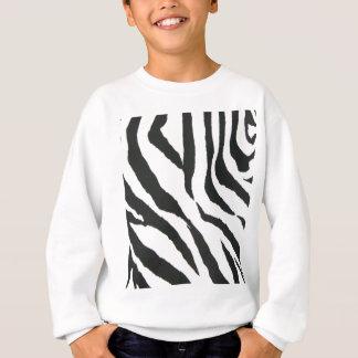 Agasalho design do impressão da zebra