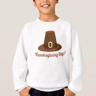 Agasalho Design feliz do chapéu do dia da acção de graças