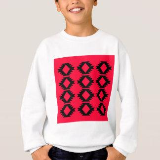 Agasalho Design maia vermelho do design de Ethno