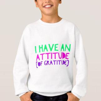 Agasalho Desintoxicação AA da recuperação da gratitude da