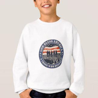Agasalho Deus abençoe América