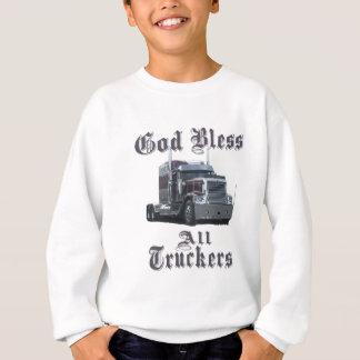 Agasalho Deus abençoe todos os camionistas