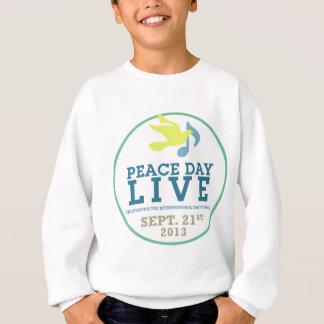 Agasalho Dia da paz VIVO