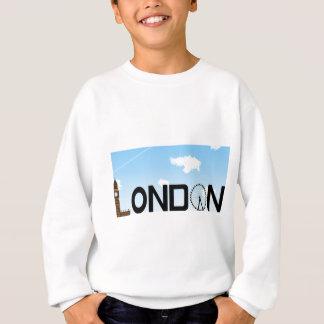 Agasalho Dia da skyline de Londres