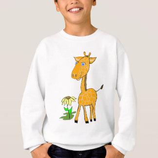 Agasalho dia do divertimento do girafa