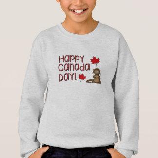 Agasalho Dia feliz 3 de Canadá