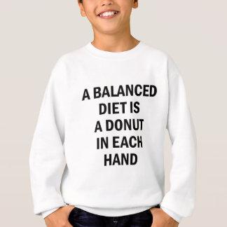 Agasalho Dieta equilibrada