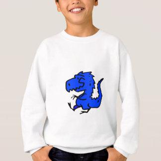 Agasalho Dino azul