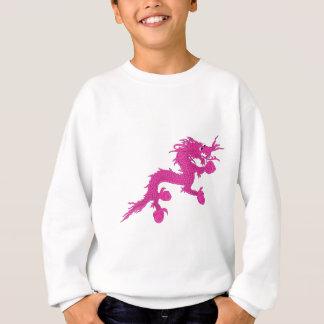 Agasalho dragão cor-de-rosa