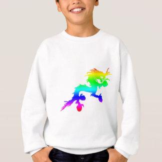 Agasalho Dragão do arco-íris