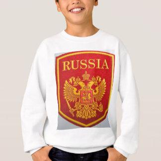 Agasalho emblema george do russo e dragão