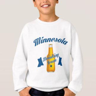 Agasalho Equipe do bebendo de Minnesota