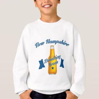 Agasalho Equipe do bebendo de New Hampshire