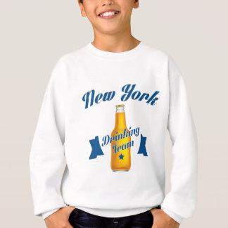 Agasalho Equipe do bebendo de New York