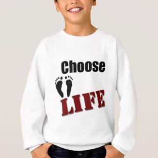 Agasalho Escolha a vida