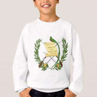 Agasalho Escudo de armas de Guatemala - brasão