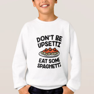 Agasalho Espaguetes de Upsetti