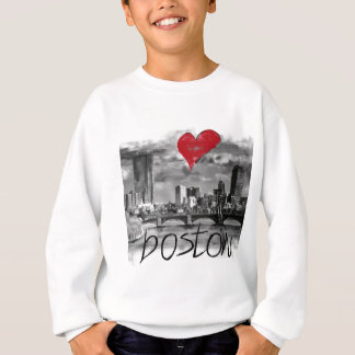 Agasalho Eu amo Boston