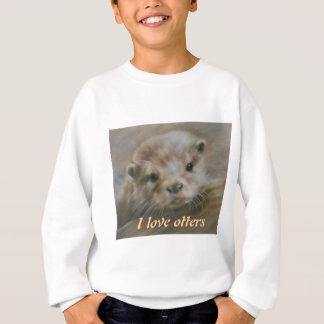 Agasalho Eu amo lontras