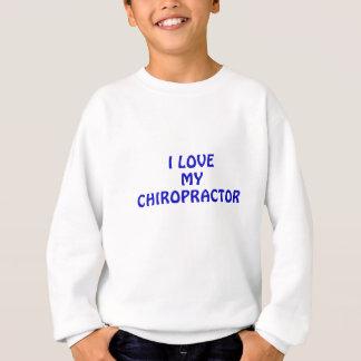 Agasalho Eu amo meu Chiropractor