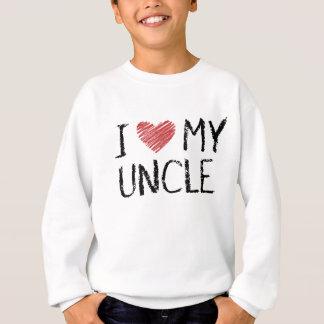 Agasalho Eu amo meu tio