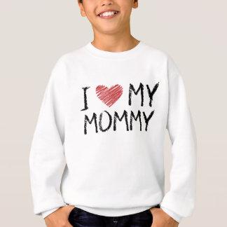 Agasalho Eu amo minhas mamães