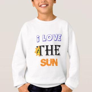Agasalho Eu amo The Sun