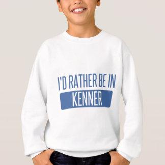 Agasalho Eu preferencialmente estaria em Kenner