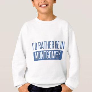 Agasalho Eu preferencialmente estaria em Montgomery