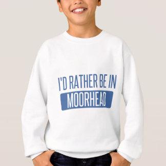 Agasalho Eu preferencialmente estaria em Moorhead