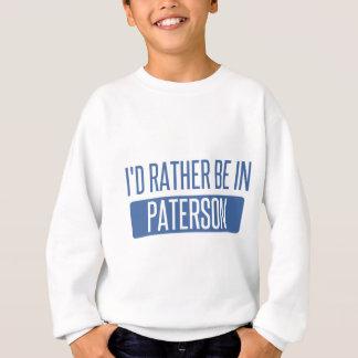 Agasalho Eu preferencialmente estaria em Paterson