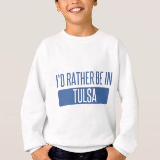 Agasalho Eu preferencialmente estaria em Tulsa