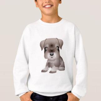 Agasalho Eu-queira a camisola do filhote de cachorro de