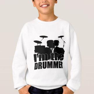 Agasalho Eu sou o baterista