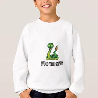 Agasalho evite os cobras