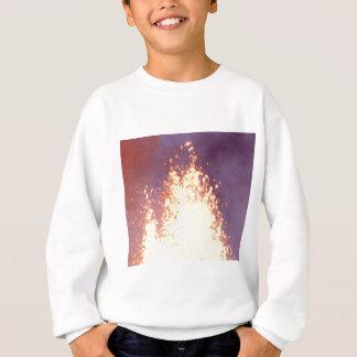 Agasalho explosão do fogo